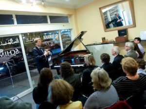 Hannes Schimmel Vogel at Hutchings Pianos