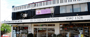Hutchings Pianos Woollahra Bondi Junction Sydney