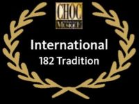 International 182 Tradition Award