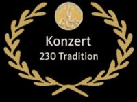 Konzert K230 Tradition Award 1
