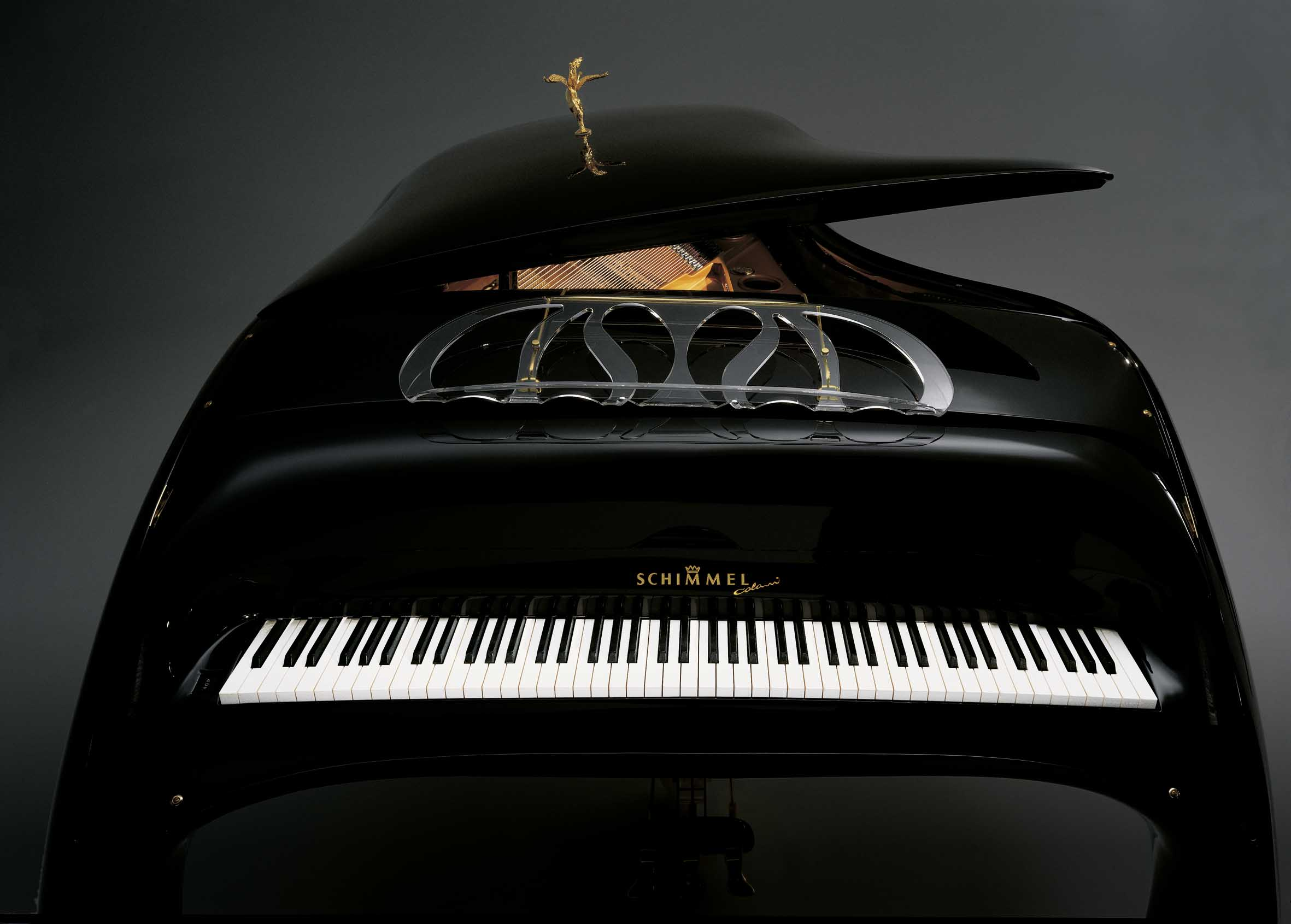 Welcome to Schimmel Pianos Australia