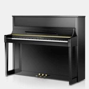 Schimme Classic C120 Elegance Manhattan Upright Piano