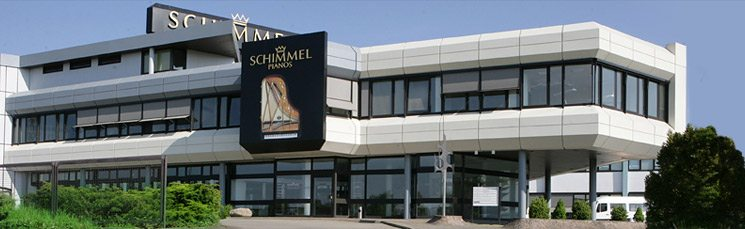 Schimmel Factory Germany