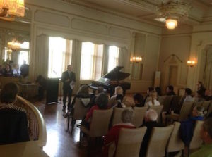 Schimmel Piano Concert at Rippon Lea Estate in Melbourne