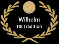 Wilhelm 118 Tradition Award